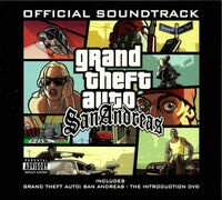Album cover of Michael Hunter  -  Theme From San Andreas (GTA San Andreas OST) .